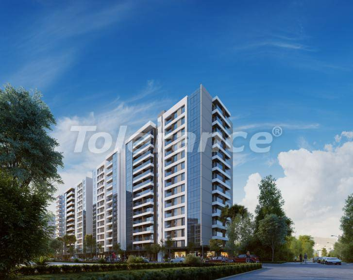 Modern apartments in Karsiyaka, Izmir from a reliable developer with installments up to 2 years - 17713 | Tolerance Homes