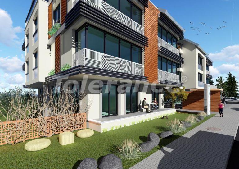 Spacious apartment in Lara, Antalya near the sea - 17691 | Tolerance Homes
