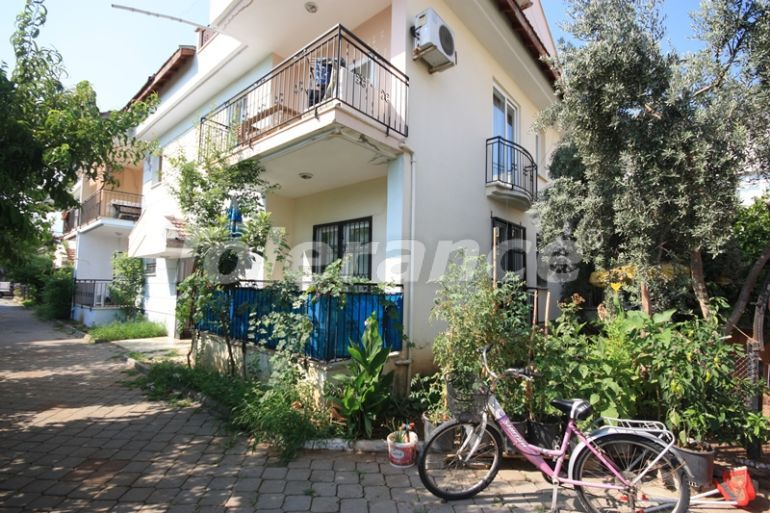 Secondary  two bedroom apartment in Calis, Fethiye in a complex with a swimming pool - 17778   Tolerance Homes