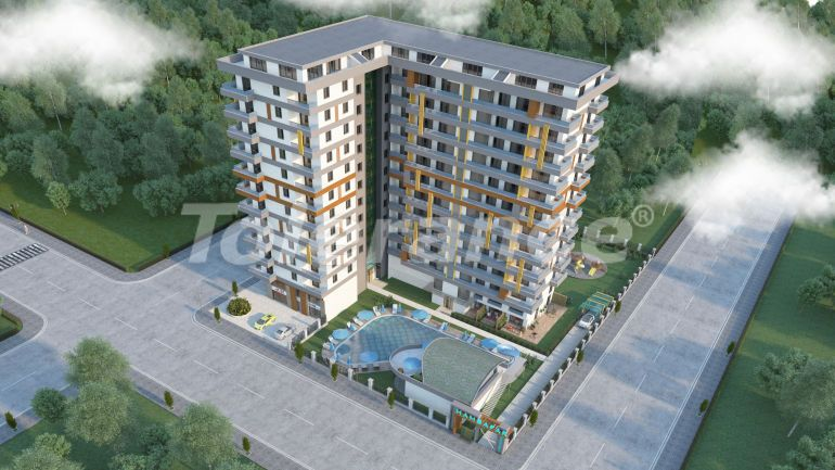 Modern apartments in Mahmutlar from the reliable developer with installments - 17809 | Tolerance Homes
