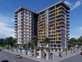 Modern apartments in Mahmutlar from the reliable developer with installments - 17810 | Tolerance Homes