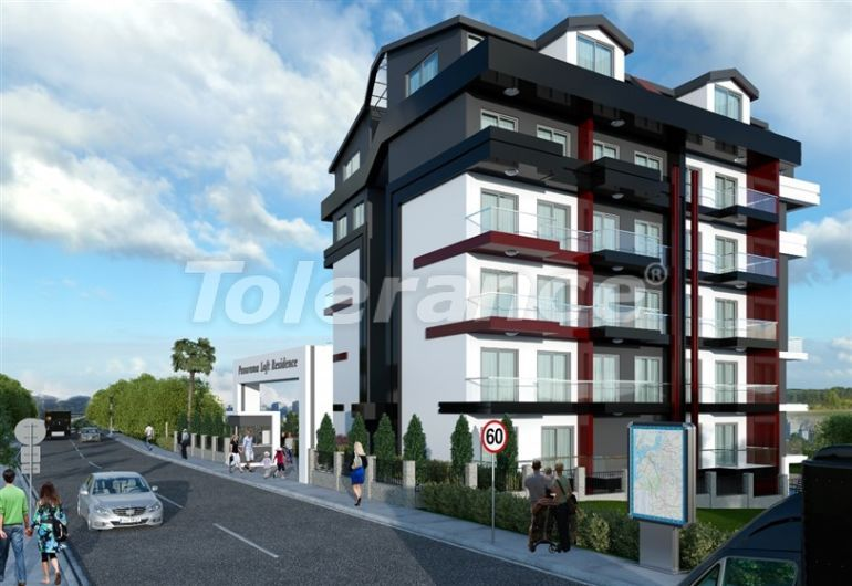 Apartments in Kestel, with swimming pool and installments up to 18 months - 17878 | Tolerance Homes