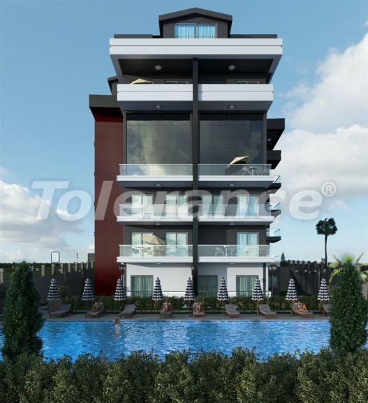 Apartments in Kestel, with swimming pool and installments up to 18 months - 17882 | Tolerance Homes