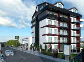 Apartments in Kestel, with swimming pool and installments up to 18 months - 17878   Tolerance Homes