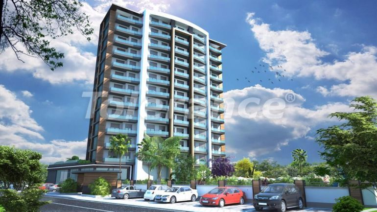Investment project with high rental income in Antalya near the university - 17898   Tolerance Homes
