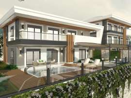 Modern villas in the centre of Alanya with the possibility of obtaining citizenship - 18001 | Tolerance Homes