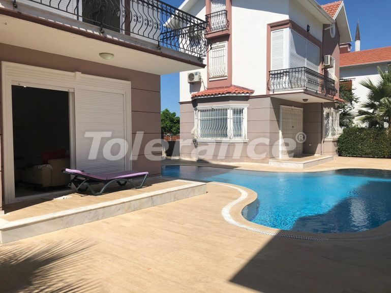 Affordable villas in Belek with furniture and appliances - 17984 | Tolerance Homes
