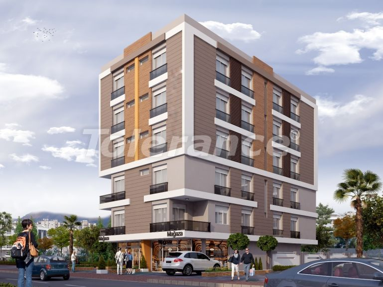 One-bedroom apartments in the city center with installments from the developer - 17999 | Tolerance Homes