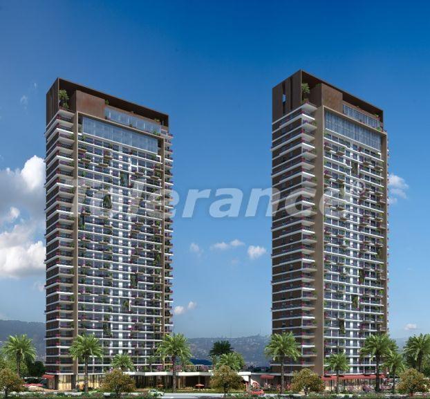 Modern apartments in Bornova, Izmir with possibility to obtain Turkish citizenship - 18020 | Tolerance Homes