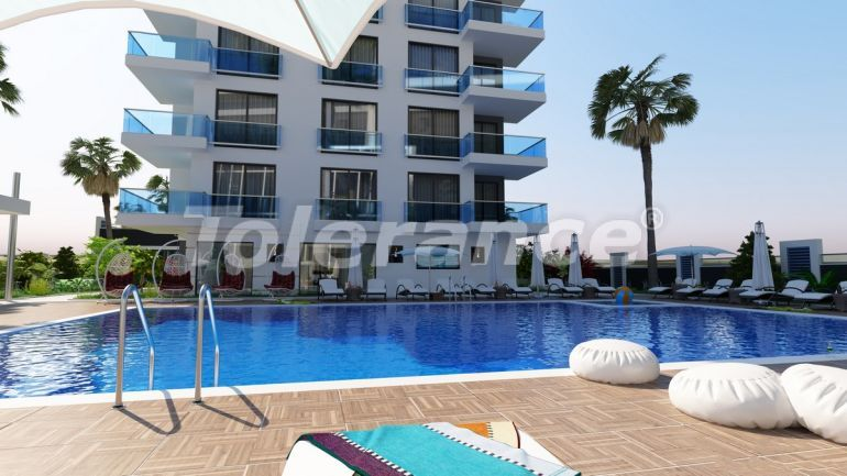 Apartments from the developer in Alanya luxury, 50m to the sea - 18054 | Tolerance Homes