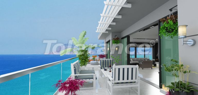 Apartments from the developer in Alanya luxury, 50m to the sea - 18042 | Tolerance Homes