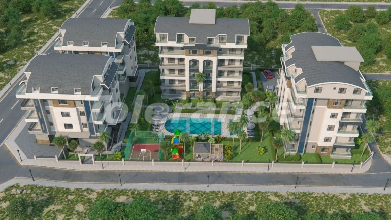Apartments in Oba in the modern complex from the developer with installments up to 1 year - 18156 | Tolerance Homes