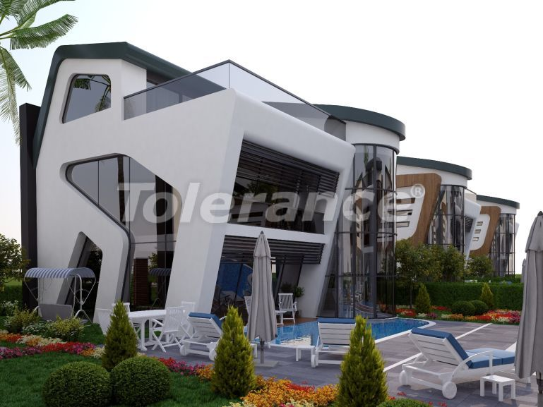 Detached villa in Konyaalti, Antalya with private pool and the possibility of obtaining Turkish citizenship - 18282   Tolerance Homes