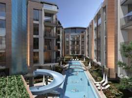 Apartments in Hurma, Konyaalti in a complex with outdoor and indoor pools from the developer - 18665 | Tolerance Homes
