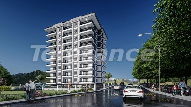 Apartments in Mahmutlar,  in the modern complex from the developer with installments up to 1 year - 18337 | Tolerance Homes