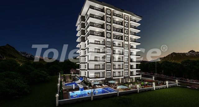 Apartments in Mahmutlar,  in the modern complex from the developer with installments up to 1 year - 18340 | Tolerance Homes