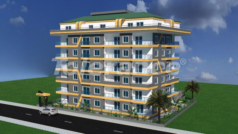 Modern apartments in Mahmutlar by the sea from the reliable developer with installments - 18360 | Tolerance Homes