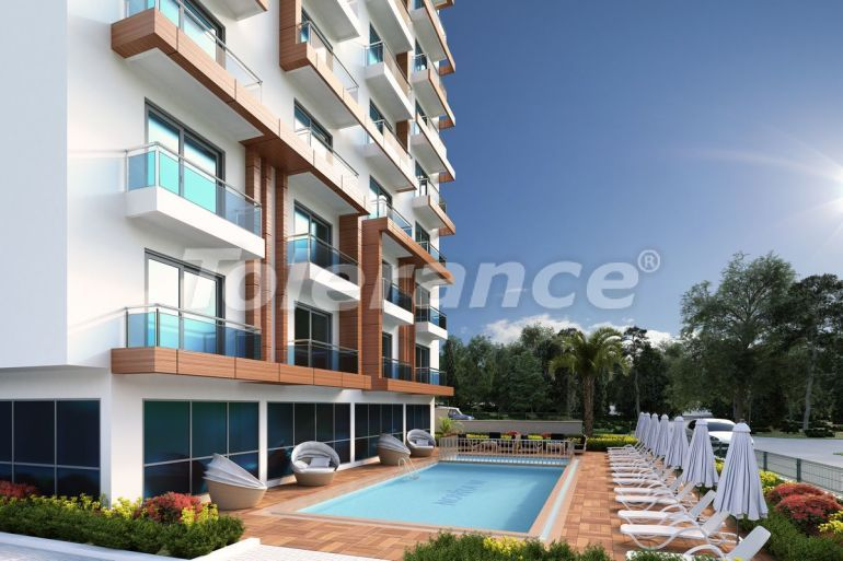 Modern apartments in Mahmutlar  by the sea from the reliable developer with installments - 18368 | Tolerance Homes