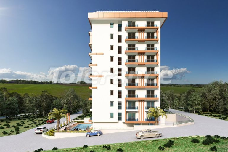 Modern apartments in Mahmutlar  by the sea from the reliable developer with installments - 18366 | Tolerance Homes