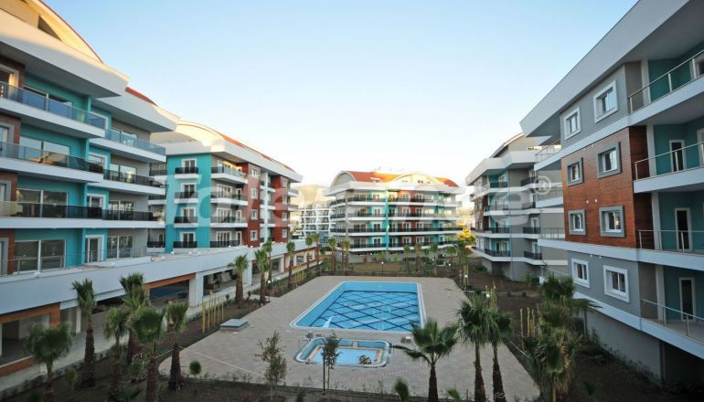 Modern luxury  investment apartments  in Alanya close to the city center from the developer - 18463 | Tolerance Homes