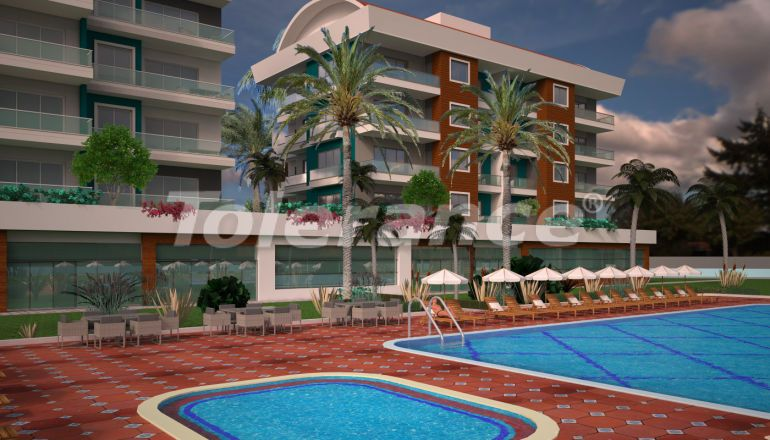 Modern luxury  investment apartments  in Alanya close to the city center from the developer - 18468 | Tolerance Homes