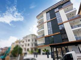 Apartments in Muratpaşa, Antalya in a complex with a swimming pool - 32474 | Tolerance Homes