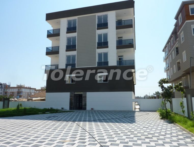New two-bedroom apartments in Kepez, Antalya with a separate kitchen - 19160 | Tolerance Homes