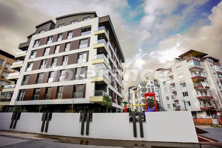Modern apartments in Uncali, Konyaalti in a complex with a swimming pool - 32181   Tolerance Homes
