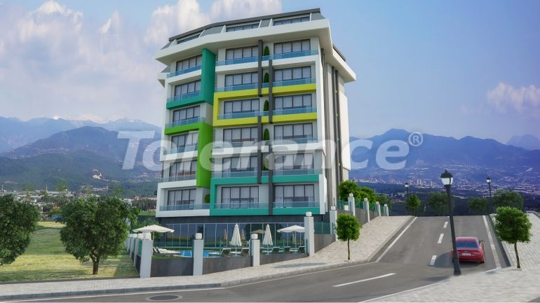 One-bedroom apartments in Avsallar, Alanya from the developer with installments - 19274 | Tolerance Homes