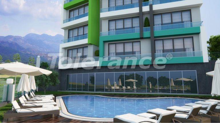One-bedroom apartments in Avsallar, Alanya from the developer with installments - 19275 | Tolerance Homes