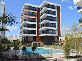 Ultramodern apartments in Kepez, Antalya in a complex with a swimming pool - 30158 | Tolerance Homes