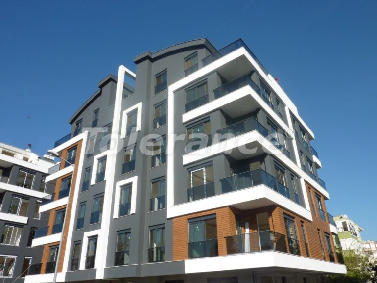 Modern apartments in the city center of Antalya from the developer - 22026 | Tolerance Homes