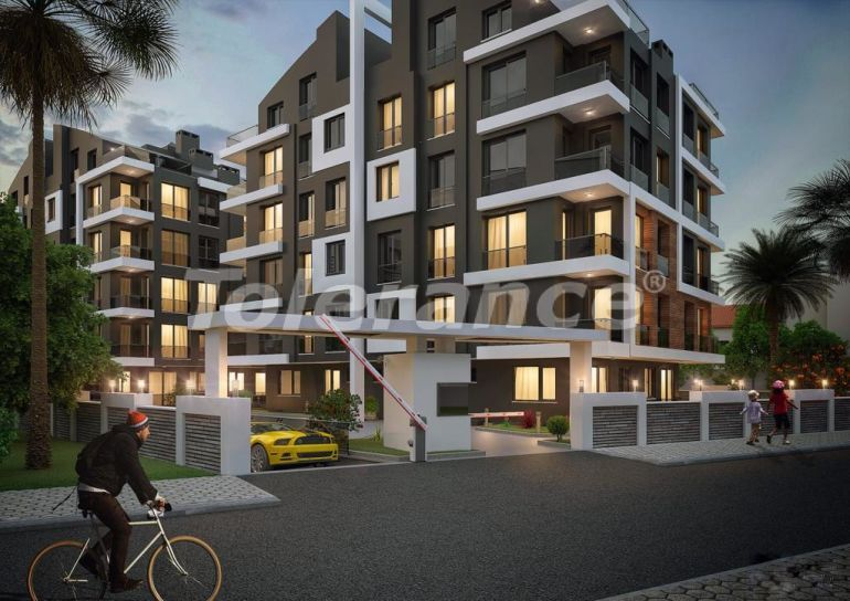 Modern apartments in the city center of Antalya from the developer - 19061 | Tolerance Homes