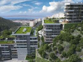 Modern apartments in Izmir with a stunning sea and forest view - 19249 | Tolerance Homes