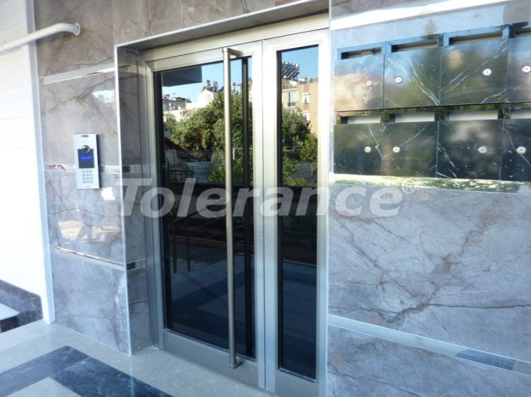 Apartments in Muratpasha, Antalya with gas heating - 19428 | Tolerance Homes