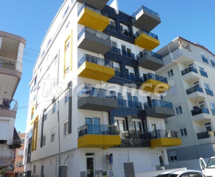 Modern apartments in the center of Antalya with gas heating - 24006 | Tolerance Homes