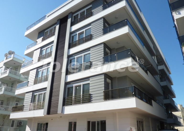Spacious apartments in the center of Antalya near the sea - 23612   Tolerance Homes
