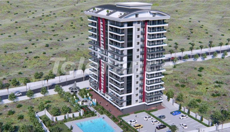 Modern apartments in Mahmutlar with a swimming pool from the reliable developer with installments - 19738   Tolerance Homes