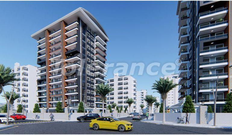Affordable investment apartments from the developer in Mahmutlar luxury close to the city center - 19764 | Tolerance Homes