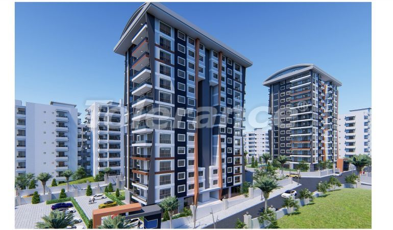 Affordable investment apartments from the developer in Mahmutlar luxury close to the city center - 19765 | Tolerance Homes