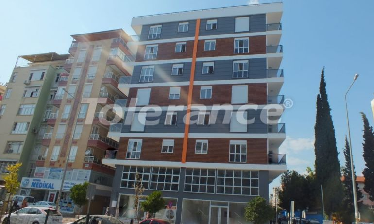 Spacious apartments in the center of Antalya with gas heating - 19842 | Tolerance Homes