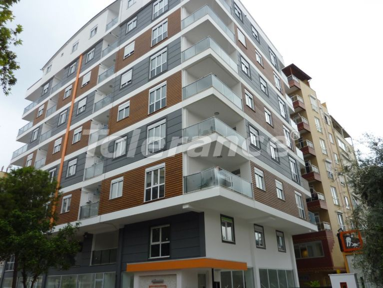 Spacious apartments in the center of Antalya with gas heating - 19843 | Tolerance Homes