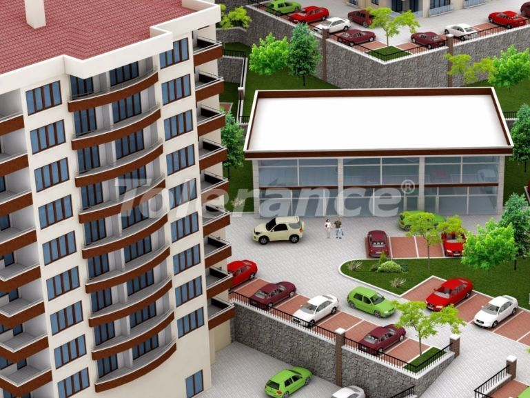 Inexpensive apartments in Trabzon from developer in complex with many facilities - 20068 | Tolerance Homes