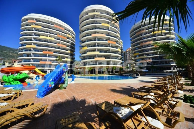Modern apartment complex in Alanya hotel type, 800 m to the sea - 19793 | Tolerance Homes