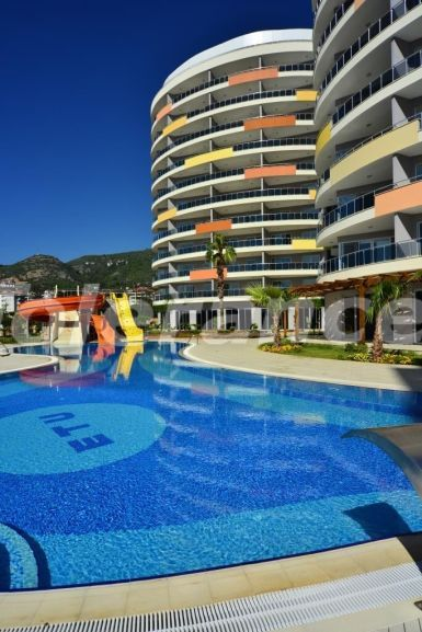 Modern apartment complex in Alanya hotel type, 800 m to the sea - 19797 | Tolerance Homes