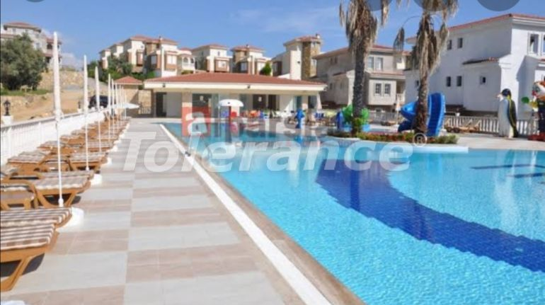 Furnished villa in Avsallar, in a large complex with a swimming pool - 19900 | Tolerance Homes