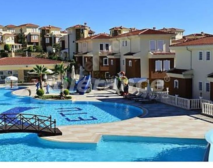Furnished villa in Avsallar, in a large complex with a swimming pool - 19898 | Tolerance Homes