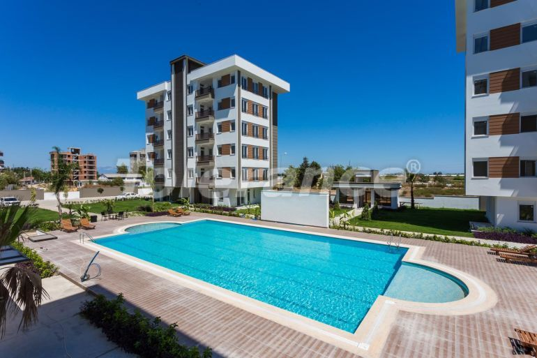 Spacious apartment in Kepez, Antalya in a complex with a swimming pool - 20025 | Tolerance Homes