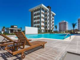 Spacious apartment in Kepez, Antalya in a complex with a swimming pool - 20023 | Tolerance Homes