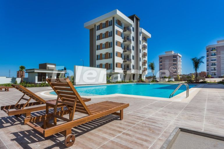 Spacious apartment in Kepez, Antalya in a complex with a swimming pool - 20023   Tolerance Homes
